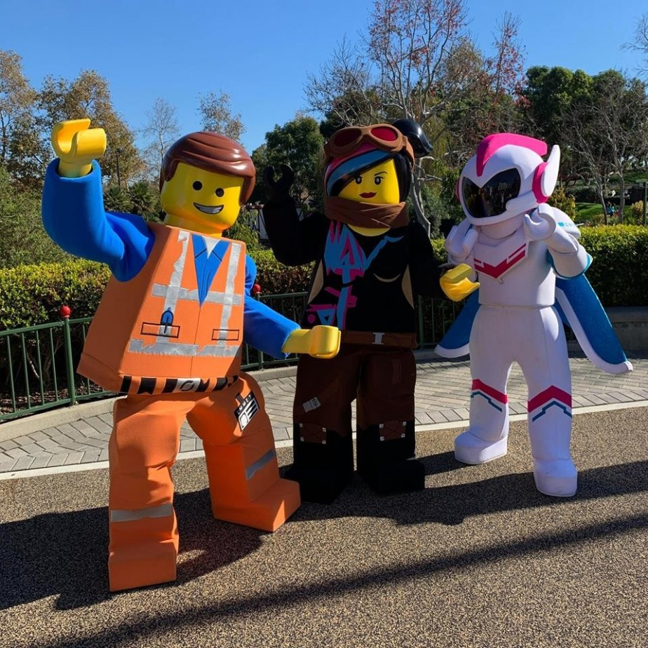 Meet the LEGO® Movie Characters at the LEGOLAND® Windsor Resort