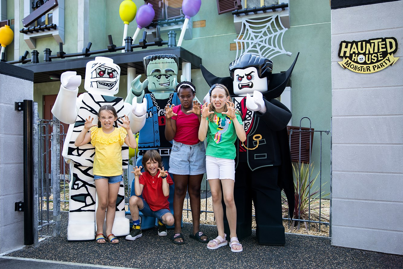 Lord Vampyre and Monster Friends at LEGOLAND® Windsor Resort