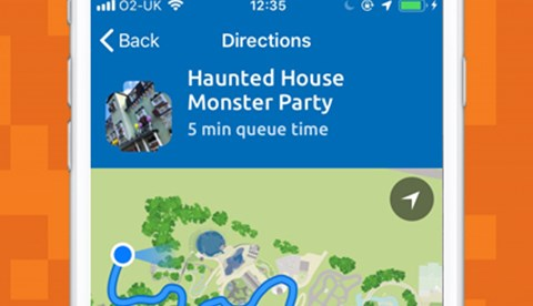 Legoland App Features4