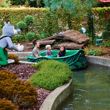 Fairy Tale Brook at the LEGOLAND Windsor Resort
