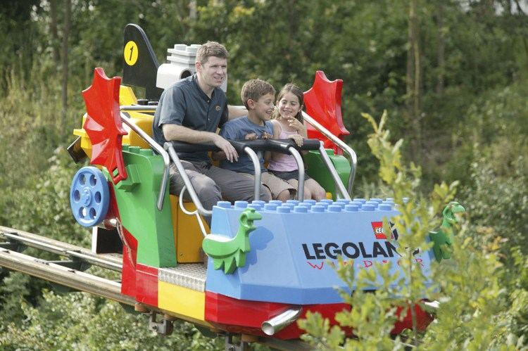 Sky Rider at LEGOLAND® Windsor Resort