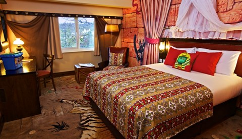 Premium Adventure Room at the LEGOLAND® Windsor Resort