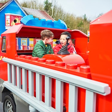 Fire Academy at the LEGOLAND® Windsor Resort