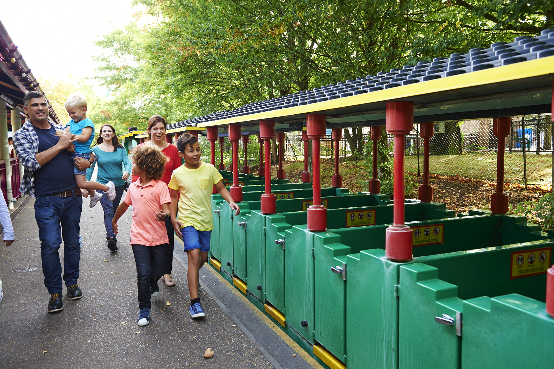 The LEGOLAND Express