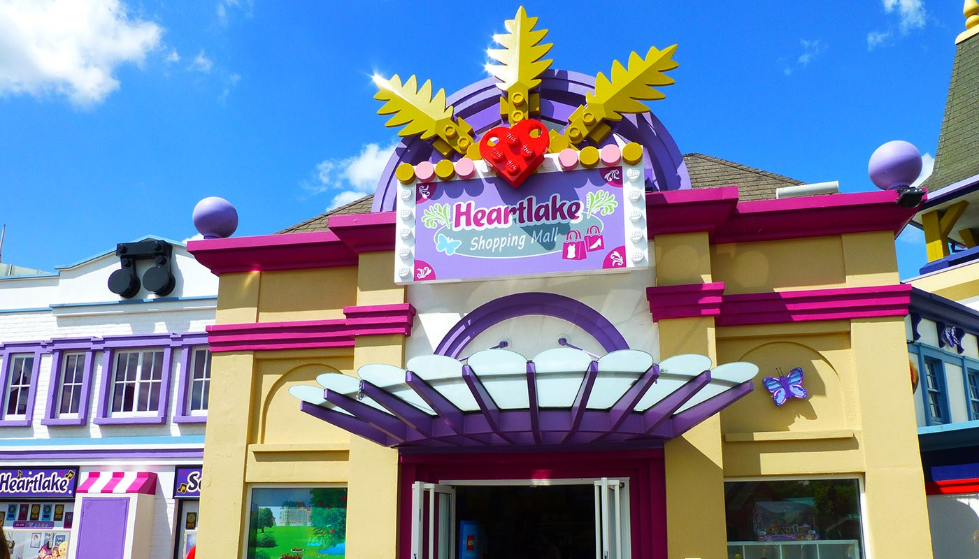 Heartlake Shopping Mall