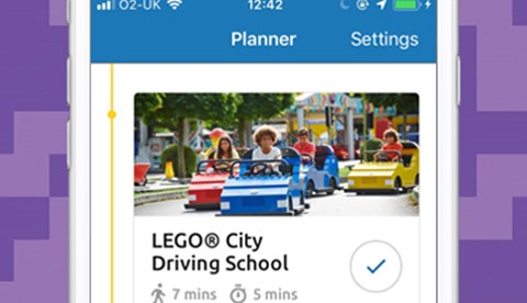 Legoland App Features5