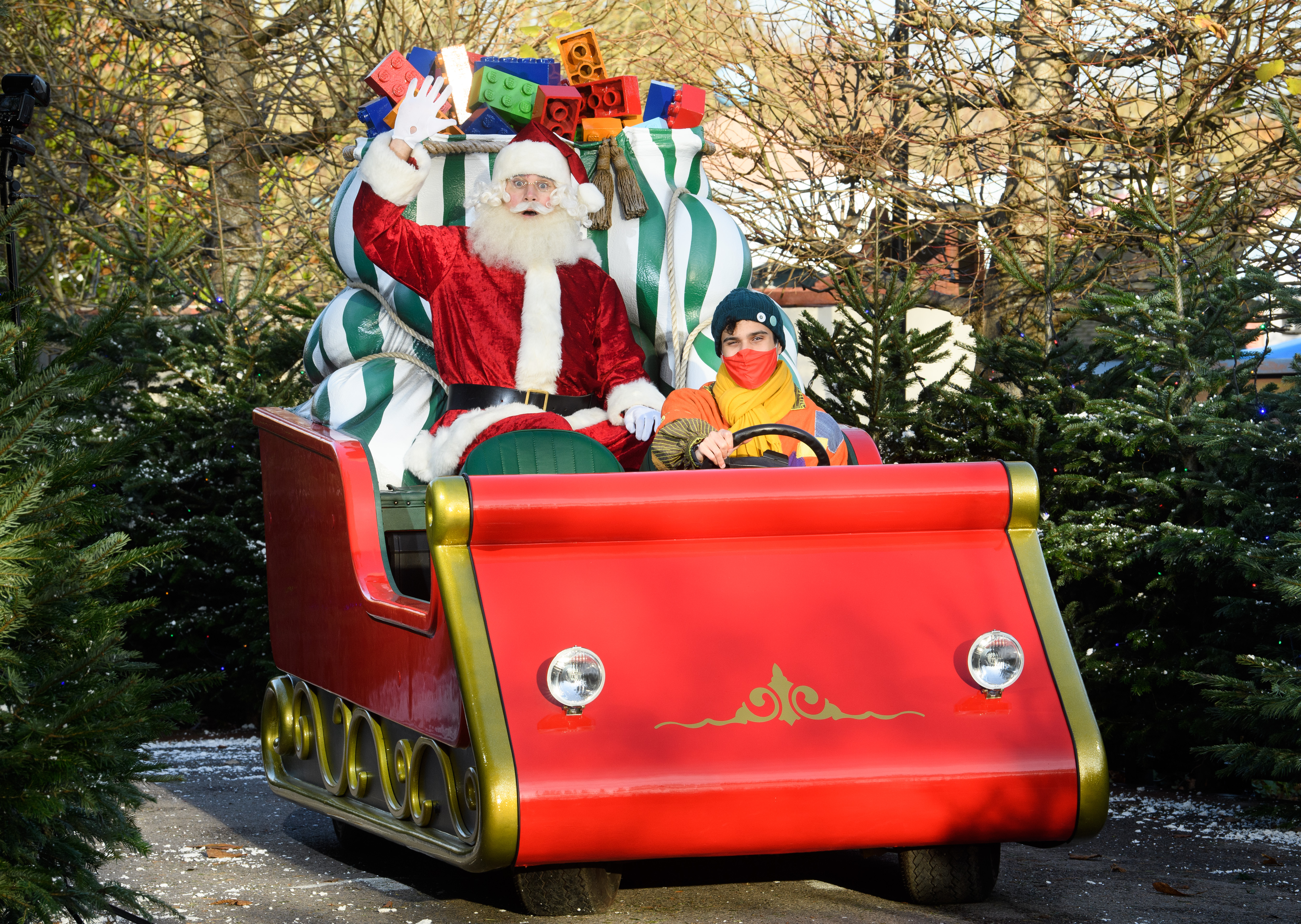 Christmas At LEGOLAND Windsor 1