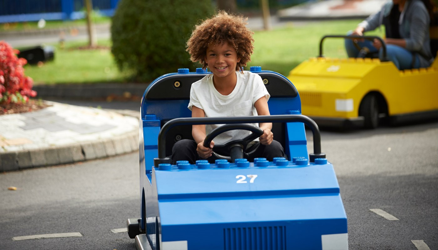 Learn To Drive At Legoland