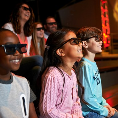 4D Studio at LEGOLAND® Windsor Resort