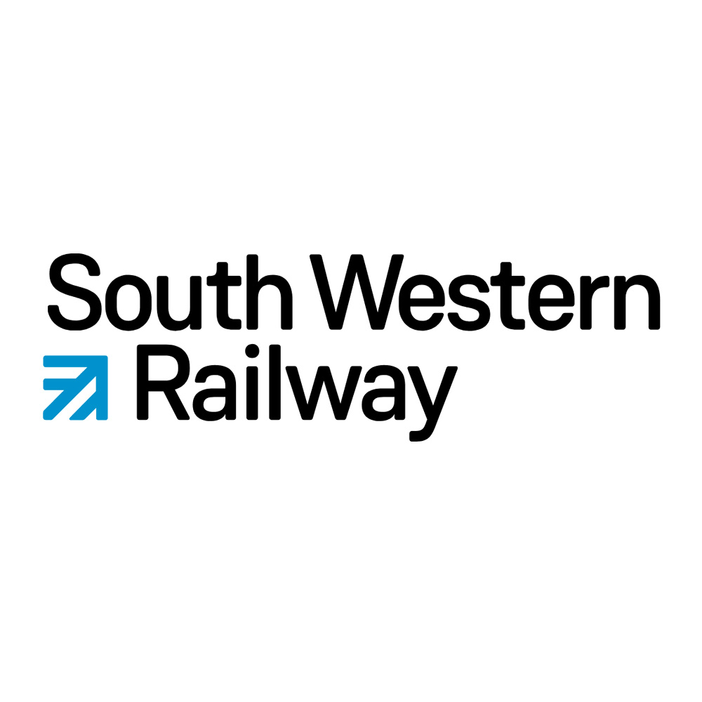 South Western Railway Vector Logo Square