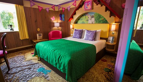 LEGO® Friends Room at LEGOLAND® Windsor Resort