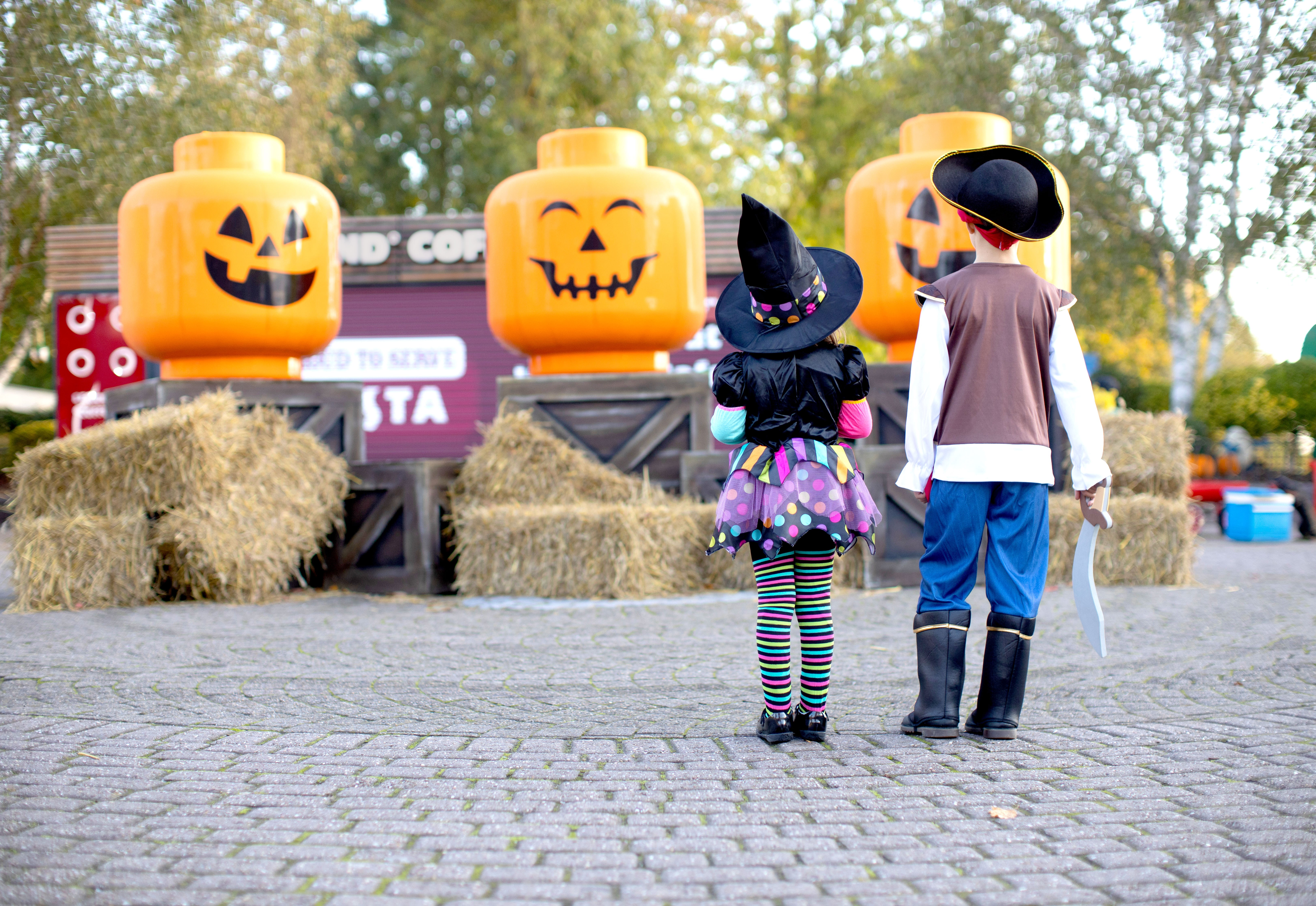 Brick or Treat at the LEGOLAND Windsor Resort