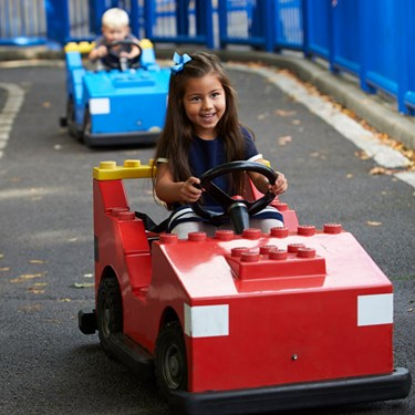Learner Drivers at LEGOLAND Windsor Resort