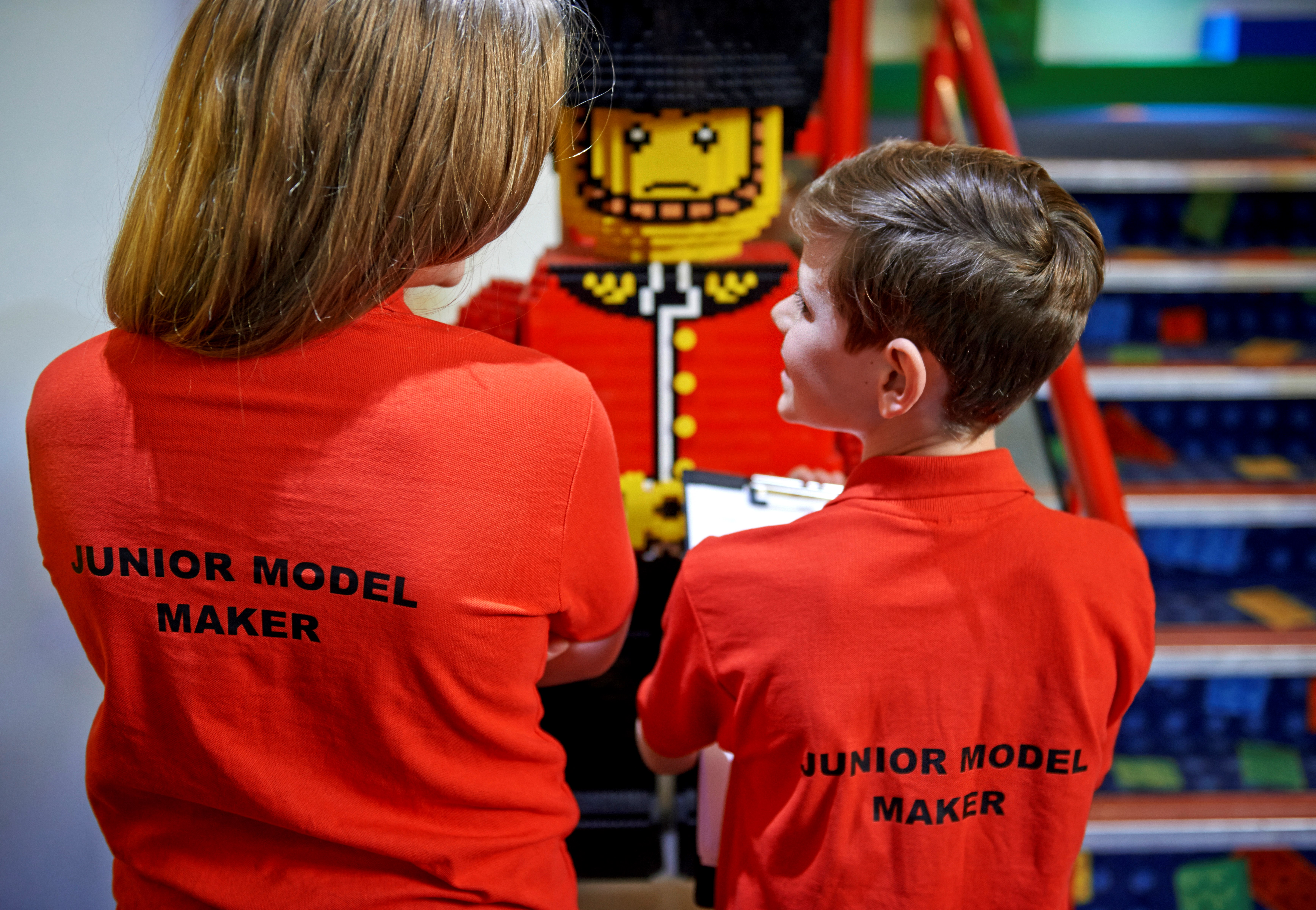 Junior Model Maker Experience