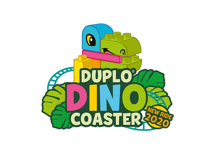 DUPLO Dino Coaster at the LEGOLAND Windsor Resort