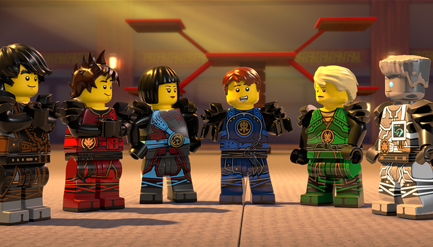 Ninjago Movie (1)