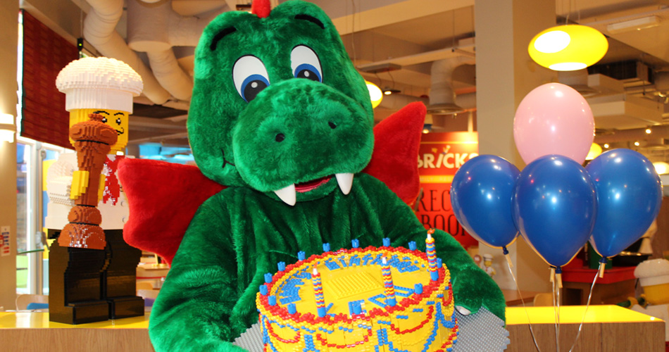 Birthday Parties at the LEGOLAND Windsor Resort