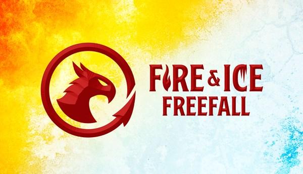MYTHICA FIRE & ICE FREEFALL ARTWORK RGB