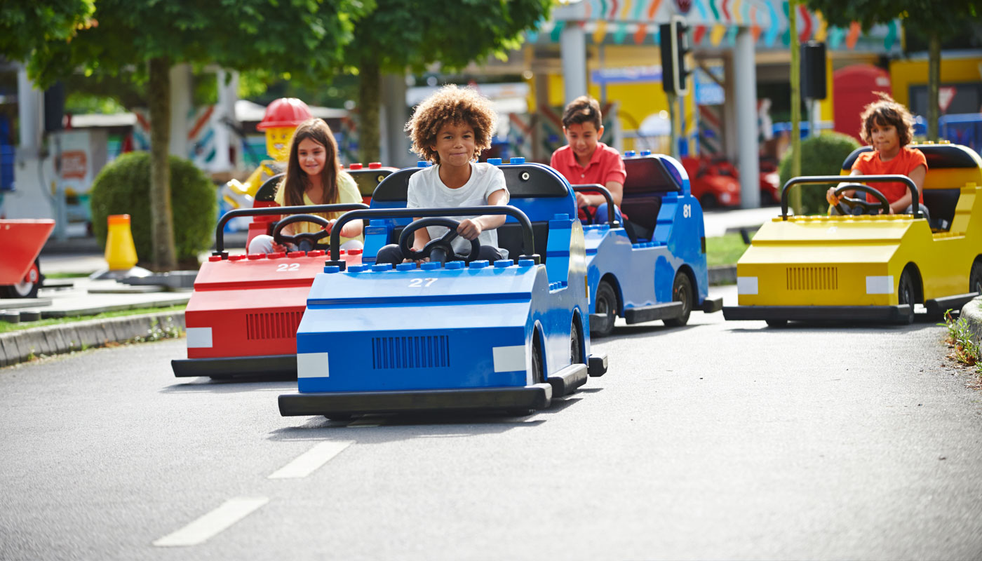 Driving School at the LEGOLAND® Windsor Resort