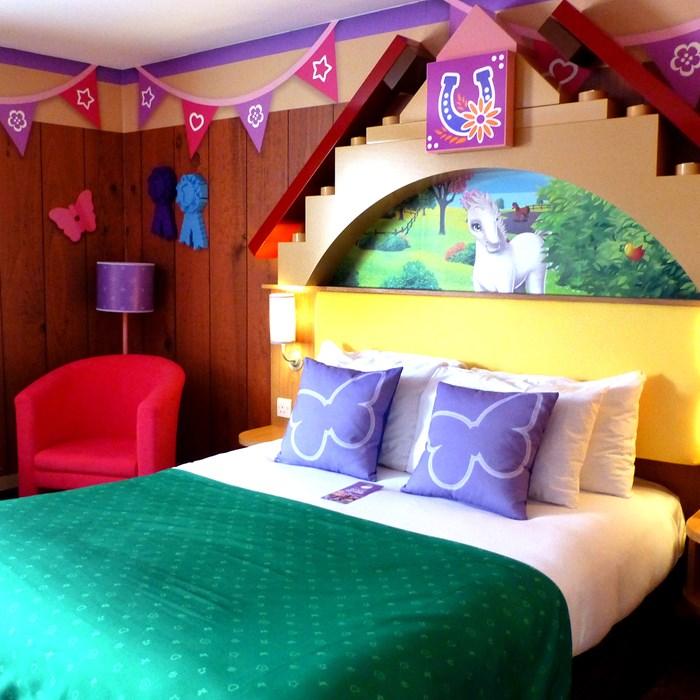 Lego Friends Hotel Rooms Legoland Windsor Resort Hotel