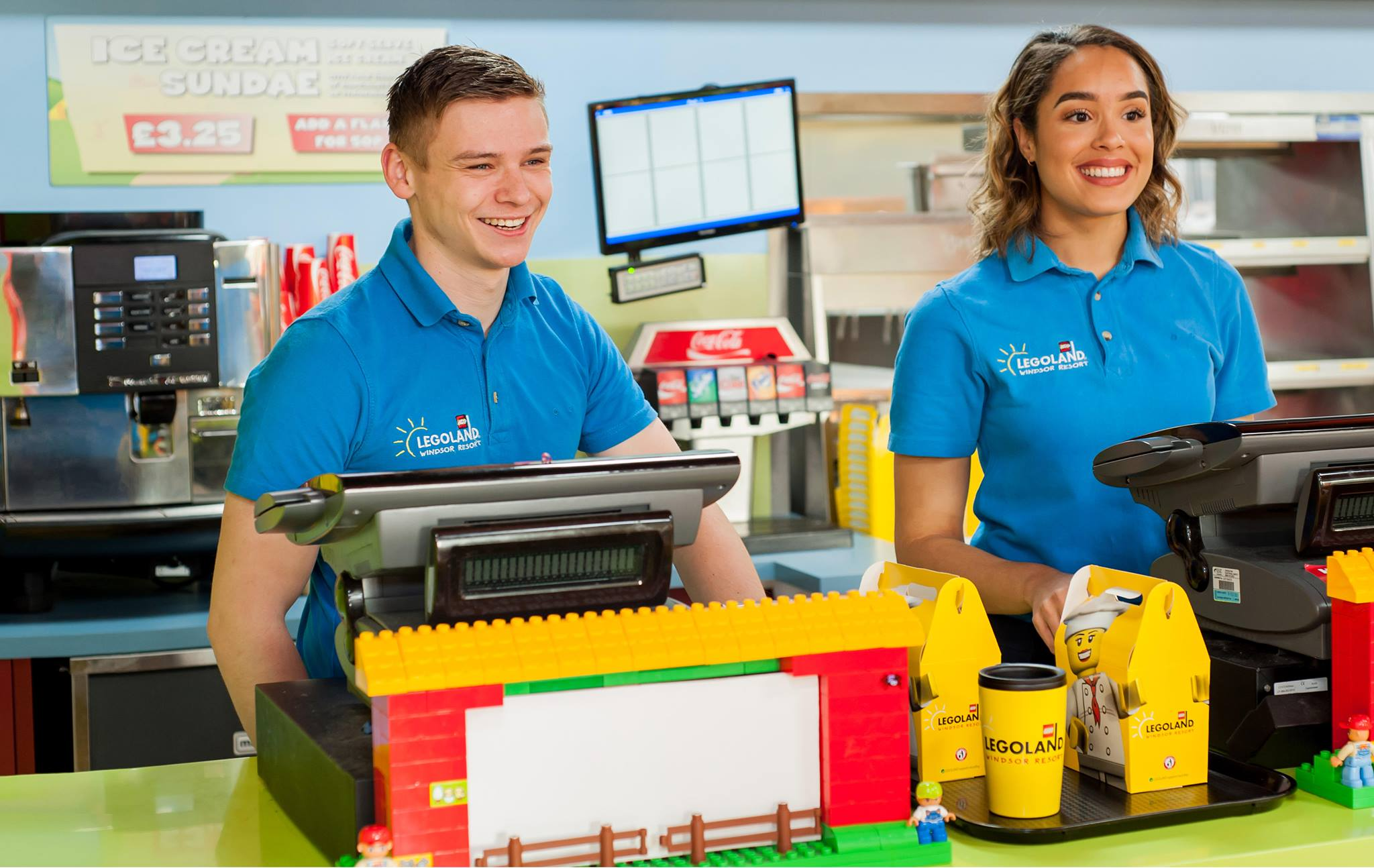 Jobs at the LEGOLAND® Windsor Resort